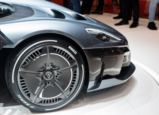 Rimac C-two,