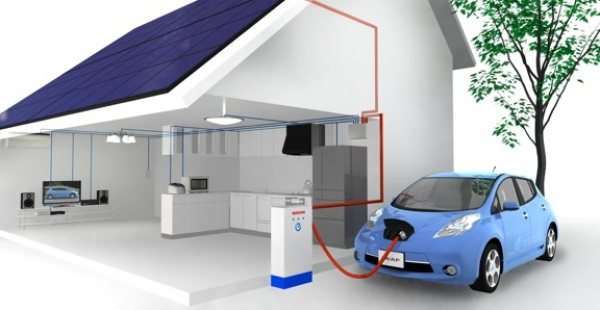 Nissan Energy Home