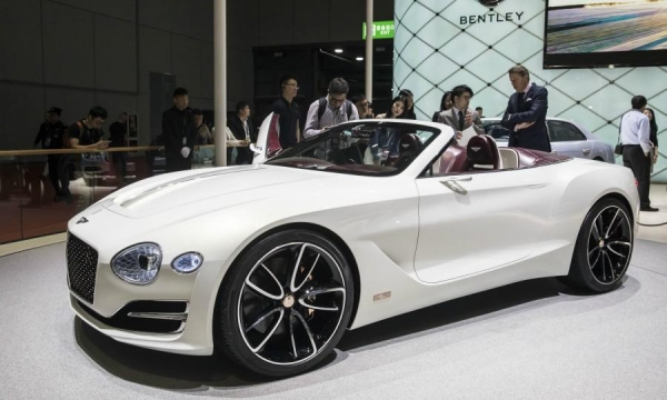 Bentley go electric/ Bentley hacia lo electrico