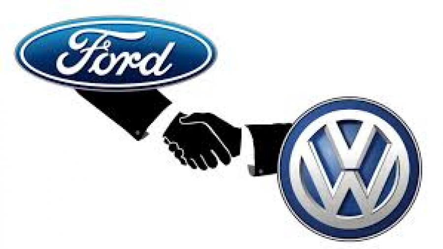 VW plants Ford to built vehicules in USA/VW podria utilizar plantas de Ford en USA