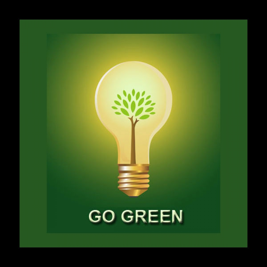 Green Green, energy will be electricity/Verde , Verde, la energia sera electrica